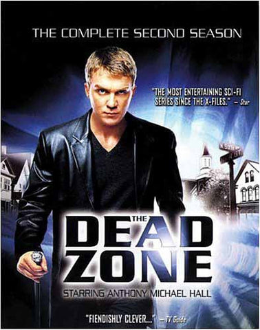 The Dead Zone - The Complete Second Season (Boxset) DVD Movie