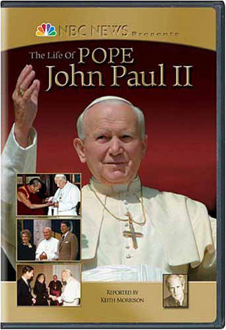Life of Pope John Paul II (NBC News Presents), The DVD Movie