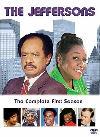 The Jeffersons - The Complete First Season (Boxset) DVD Movie