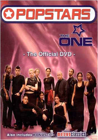 Popstars - The One - The Official DVD DVD Movie