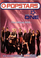 Popstars - The One - The Official DVD