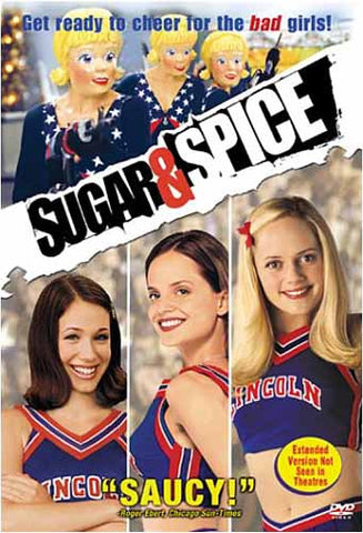 Sugar and Spice DVD Movie
