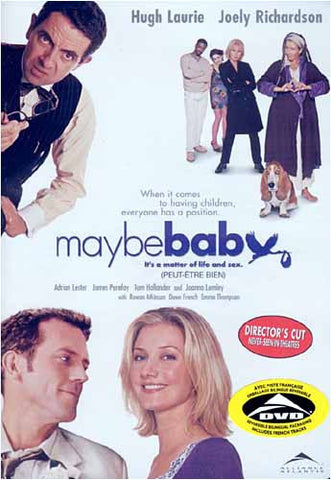 Maybe Baby (Director s Cut)(Bilingual) DVD Movie