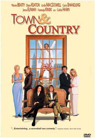 Town and Country (Snapcase) DVD Movie