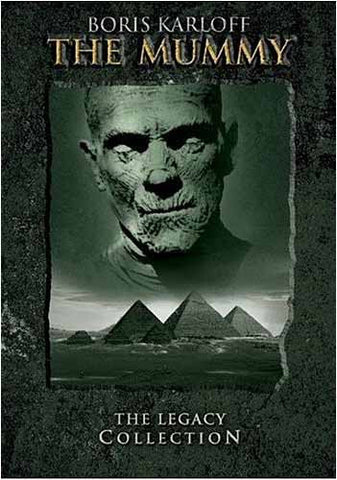 The Mummy - The Legacy Collection (Boxset) DVD Movie