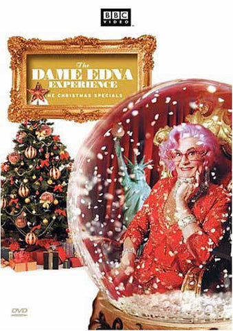 The Dame Edna Experience - The Christmas Specials DVD Movie