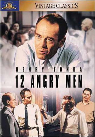 12 Angry Men DVD Movie