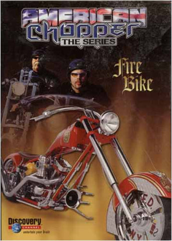 American Chopper: The Series - Fire Bike - Discovery Channel DVD Movie