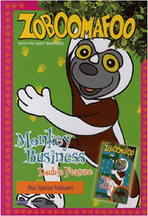 Zoboomafoo (Double Feature) Monkey Business / Watch me Grow