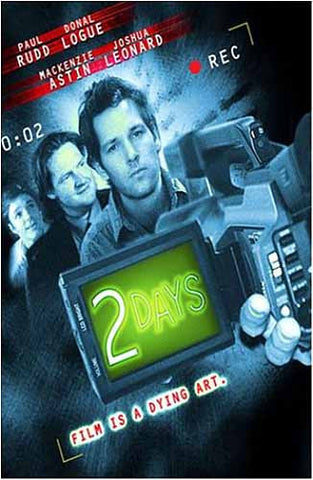 2 Days (Two Days) DVD Movie