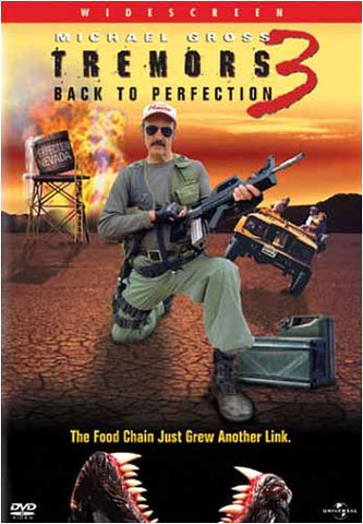 Tremors 3 - Back to Perfection DVD Movie