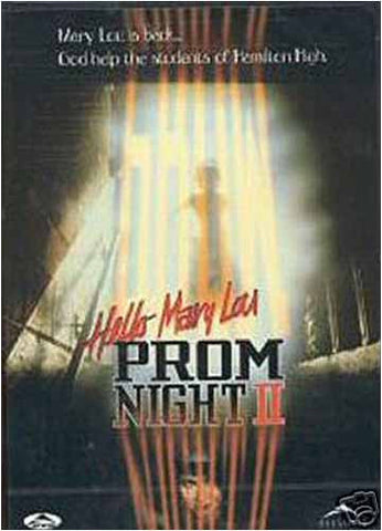 Prom Night 2 - Hello Mary Lou DVD Movie