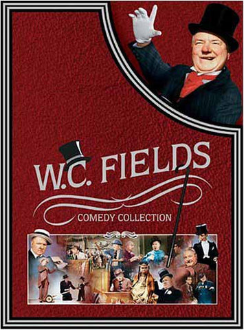 W.C. Fields Comedy Collection DVD Movie