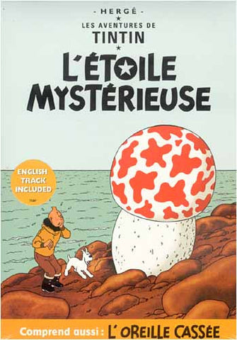 Les Aventures De Tintin: L'etoile Mysterieuse / L'oreille Cassee - Full Screen DVD Movie
