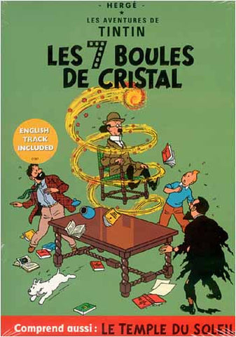 Les Aventures De Tintin: Les 7 Boules De Cristale / Le Temple Du Soleil (Full Screen) DVD Movie