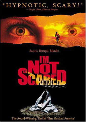 I'm Not Scared DVD Movie