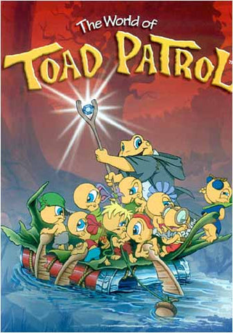 Toad Patrol - The World of Toad Patrol DVD Movie