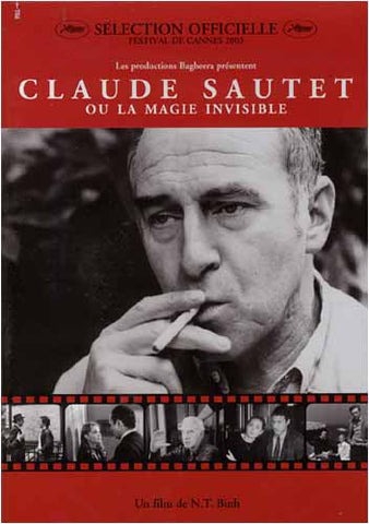 Claude Sautet ou la Magie Invisible DVD Movie