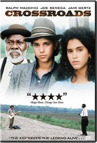 Crossroads (Joe Seneca) DVD Movie