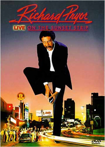 Richard Pryor - Live on the Sunset Strip DVD Movie