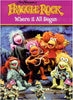 Fraggle Rock -Where it All Began DVD Movie
