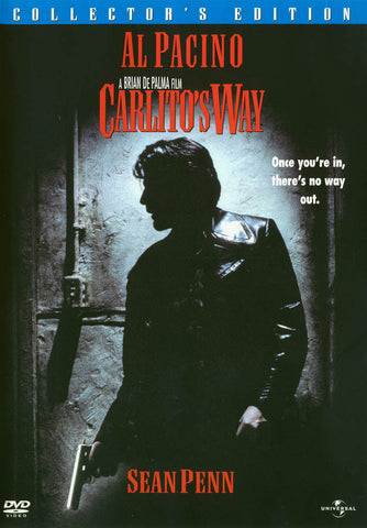 Carlito s Way (Collector s Edition) DVD Movie