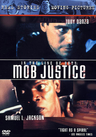 In the Line of Duty - Mob Justice DVD Movie