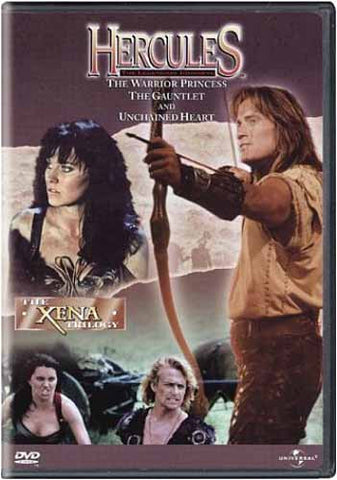 Hercules and Xena - The Warrior Princess / The Gauntlet / Unchained Heart DVD Movie