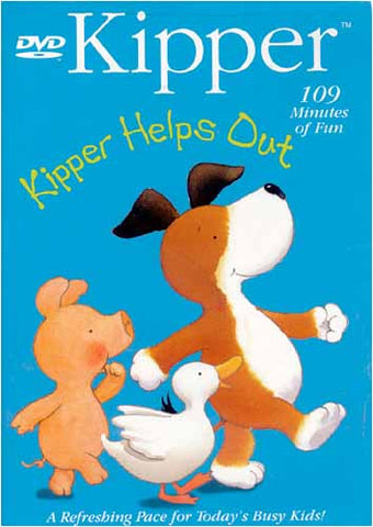 Kipper - Kipper Helps Out DVD Movie