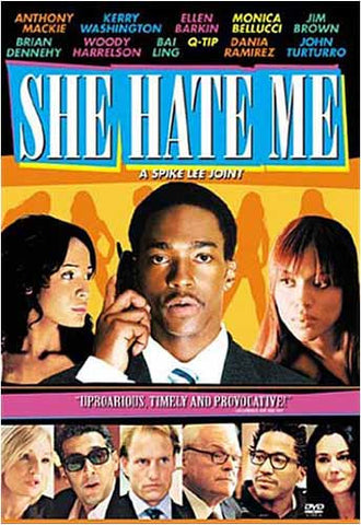 She Hate Me - A Spike Lee Joint DVD Movie