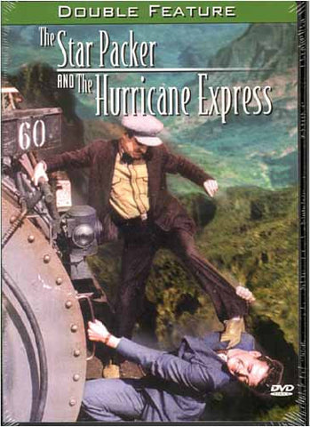 Star Packer and The Hurricane Express (Double Feature) DVD Movie
