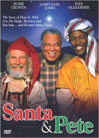 Santa And Pete DVD Movie