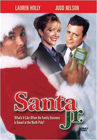 Santa Jr. DVD Movie