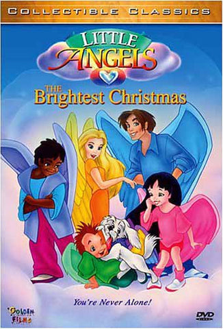 Little Angels: The Brightest Christmas - You are Never Alone! (Collectible Classics) DVD Movie