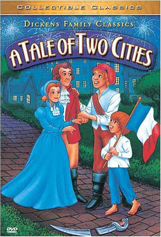 Tale of Two Cities - Dickens Family Classics(Collectible Classics) DVD Movie