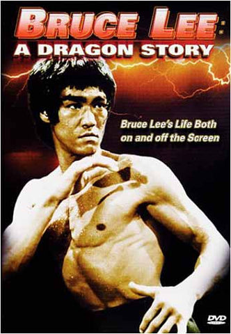 Bruce Lee - A Dragon Story DVD Movie