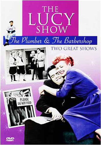 The Lucy Show - The Plumber and The Barbershop (Two Great Show) DVD Movie