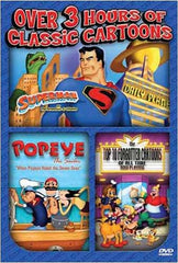 Superman Vs Monsters / Popeye The Sailor/ Top 10 Forgotten Cartoons