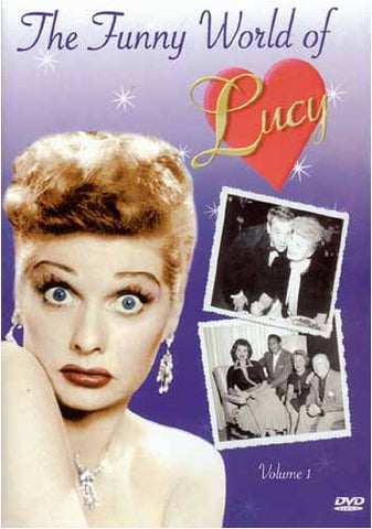 Lucy - The Funny World of Lucy Vol 1 DVD Movie