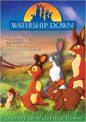 Watership Down TV Series - Journey to Watership Down