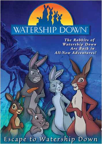 Watership Down TV Series - Escape to Watership Down DVD Movie