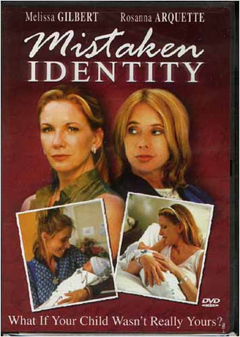 Mistaken Identity DVD Movie