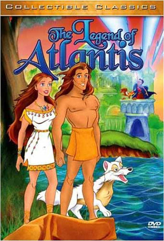 The Legend of Atlantis (Collectible Classics) DVD Movie