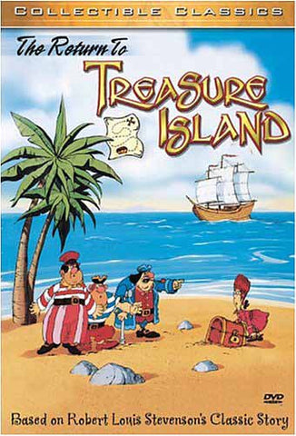 The Return to Treasure Island - Collectible Classics DVD Movie