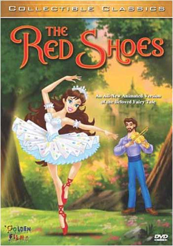 The Red Shoes (Collectible Classics) DVD Movie