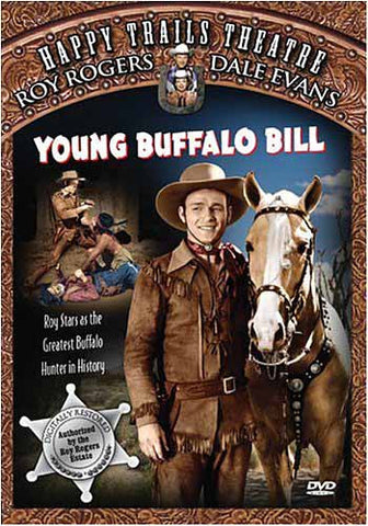 Young Buffalo Bill DVD Movie