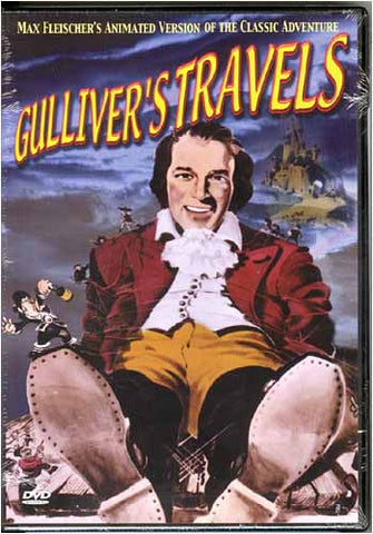 Gulliver s Travels (Dave Fleischer) DVD Movie