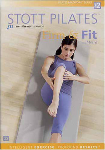 Stott Pilates - Firm and Fit DVD Movie