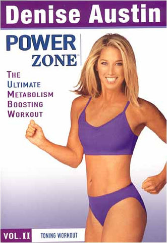 Denise Austin - Power Zone Vol. 2 - Toning Workout DVD Movie