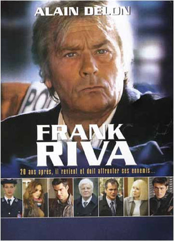 Frank Riva (Bilingual) DVD Movie